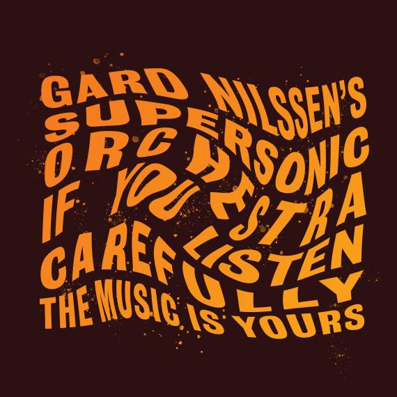 """If you listen carefully, the music is yours"""